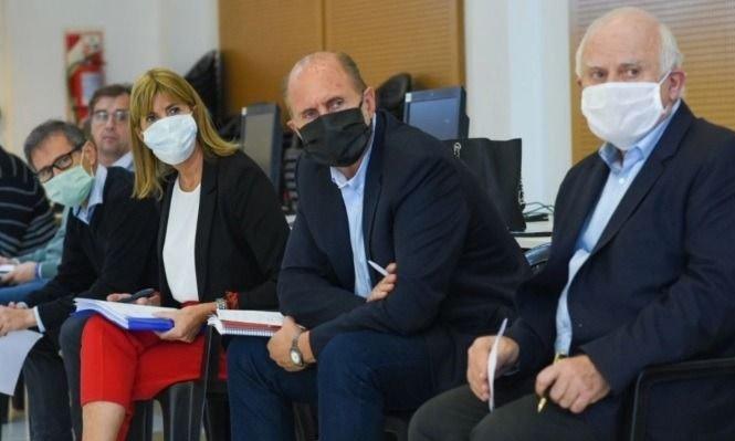 Lifschitz esquiva la grieta: le propone a Perotti armar un consejo económico