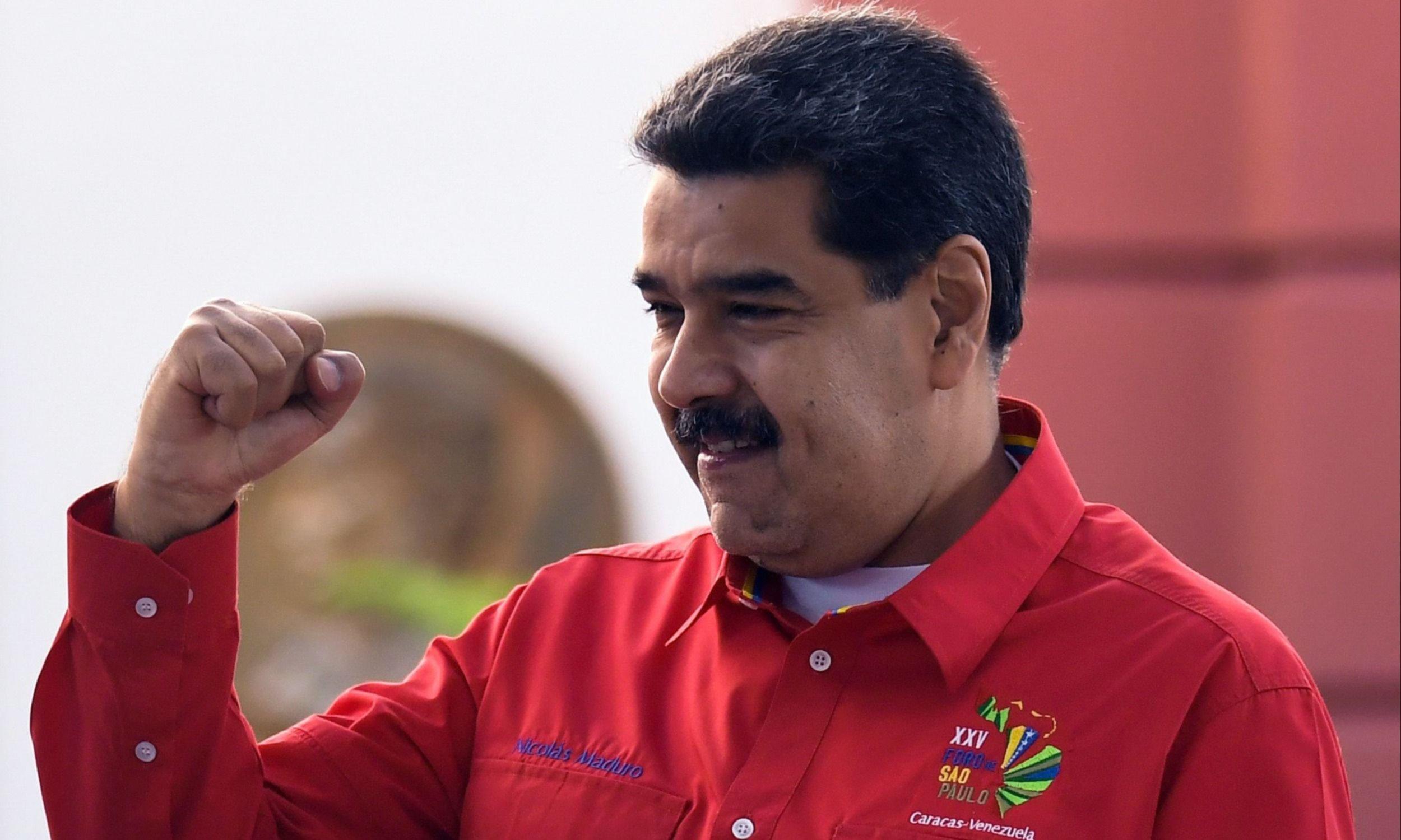 Maduro arma legislativas y diluye más a la oposición. ¿La crisis? Bien, gracias