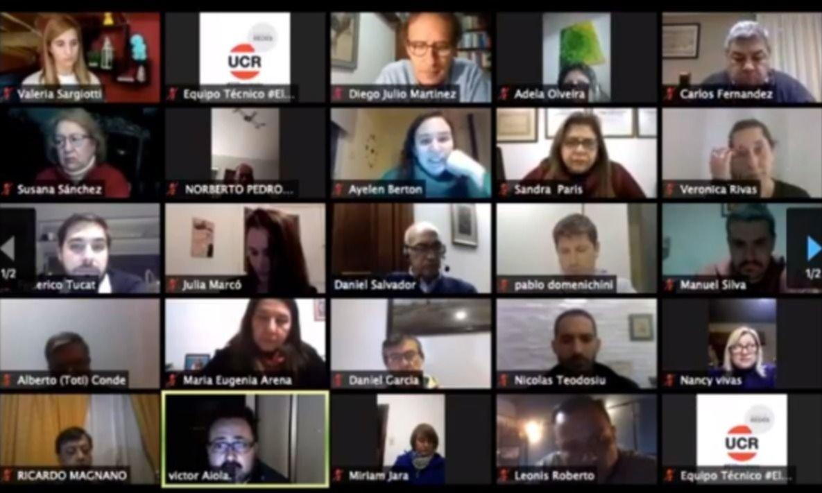 Argumentos y especulaciones sobre la fecha de elecciones en la UCR bonaerense