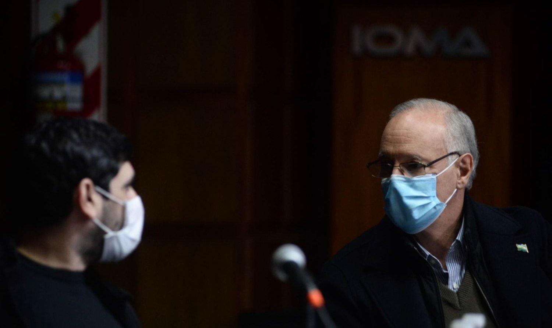 IOMA rompió relación con la Agremiación Médica Platense y absorbe a los médicos