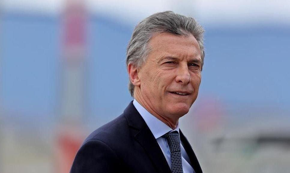 Con repertorio clásico anti K, Macri vuelve por su centro en el PRO