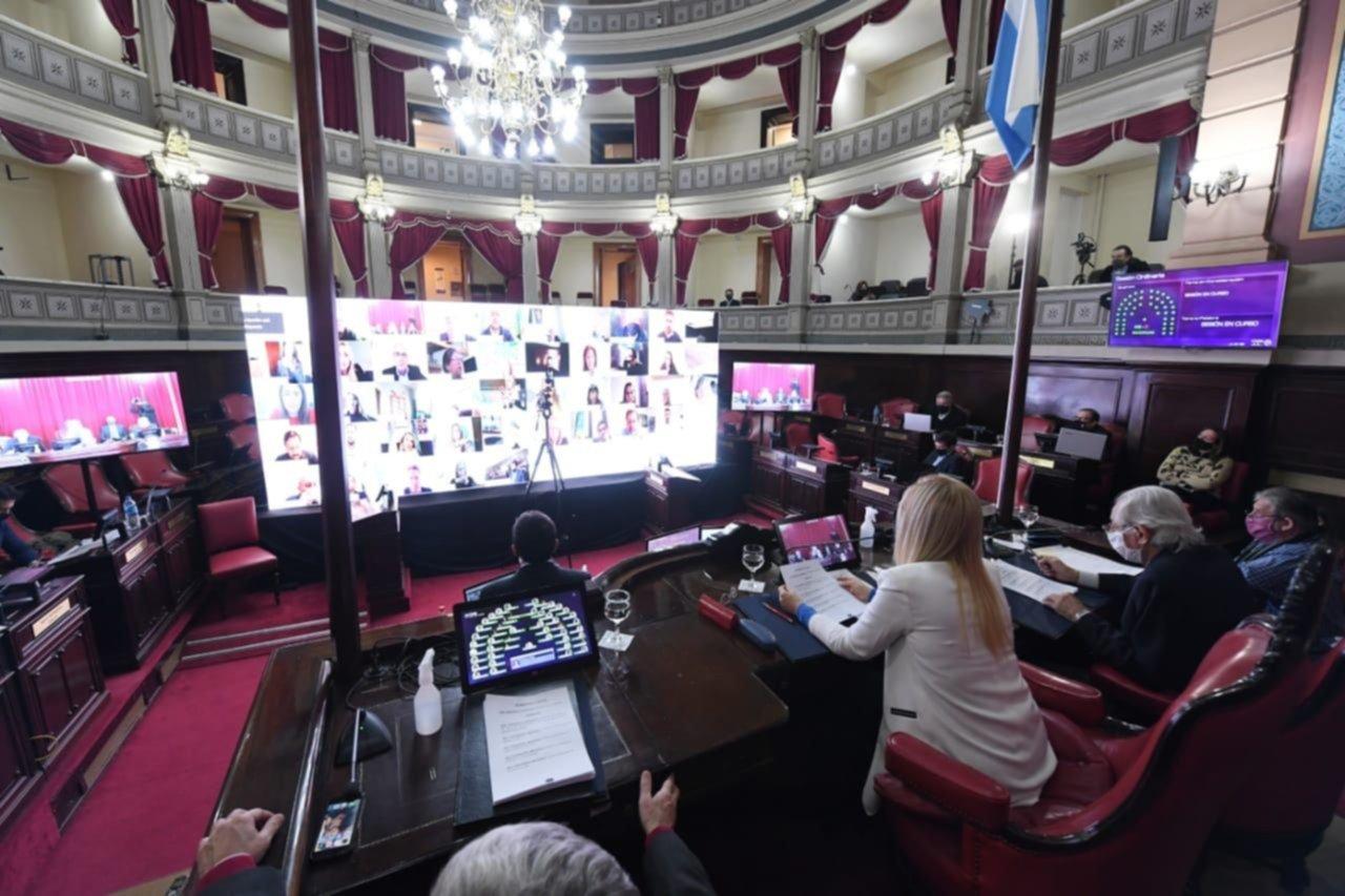 Diputada bonaerense propone seguir con sesiones virtuales en la pospandemia