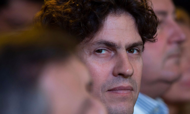 """Lousteau: """"Hubo mucho reproche y poco reconocimiento propio"""" en la reunión"""