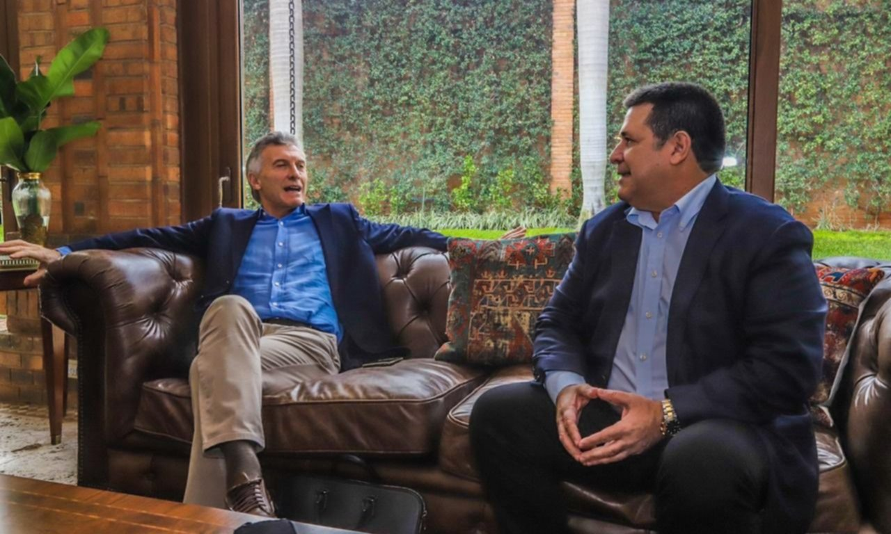 Macri en Paraguay: misterio, polémica y reinstalación política