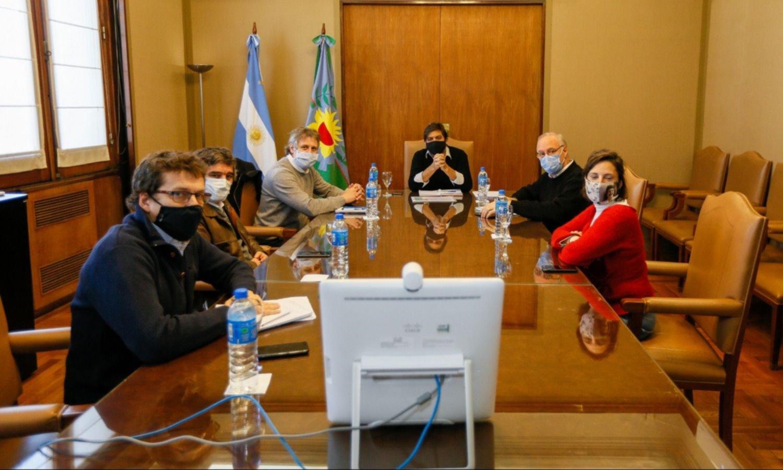 Cerrado el acuerdo, Larreta y Kicillof pulen la apertura diferenciada