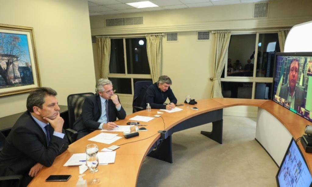 Con JxC en interna permanente, el Gobierno busca fabricarse otra oposición
