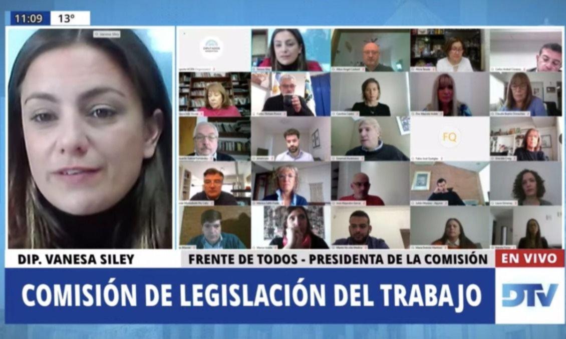 Senado: los laboralistas plantean reparos a la ley de teletrabajo