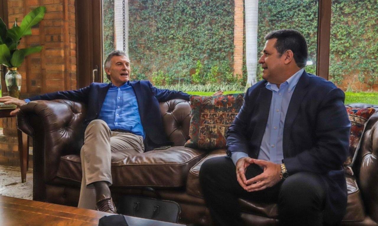 Relaciones peligrosas: Macri, Cartes y una amistad de republicanismo dudoso