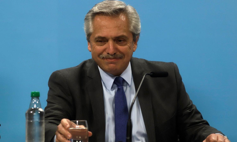 """Fernández: """"Resolvimos una deuda imposible en la mayor crisis económica"""""""