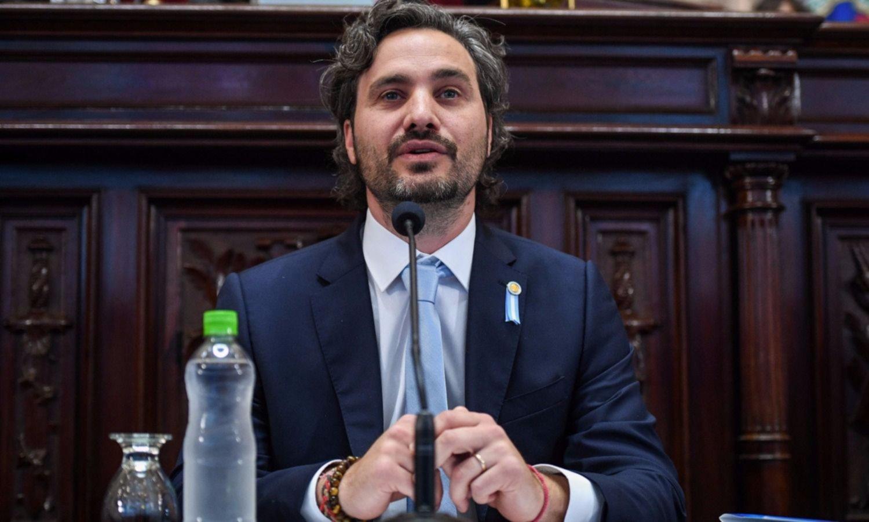 Cafiero presenta por primera vez en Diputados el informe de gestión