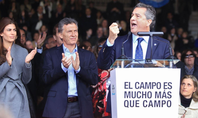Duros del agro PRO, en guardia por la foto del campo de Todos con CFK