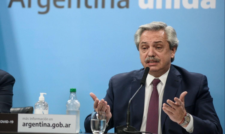 Ni la intervención nos quedará: Fernández retrocede más con Vicentin