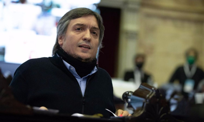 "Máximo Kirchner: ""Macri es mejor turista de lo que fue como presidente"""