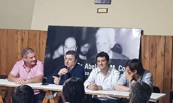 Abad obtiene el respaldo de Negri en la disputa por la interna partidaria