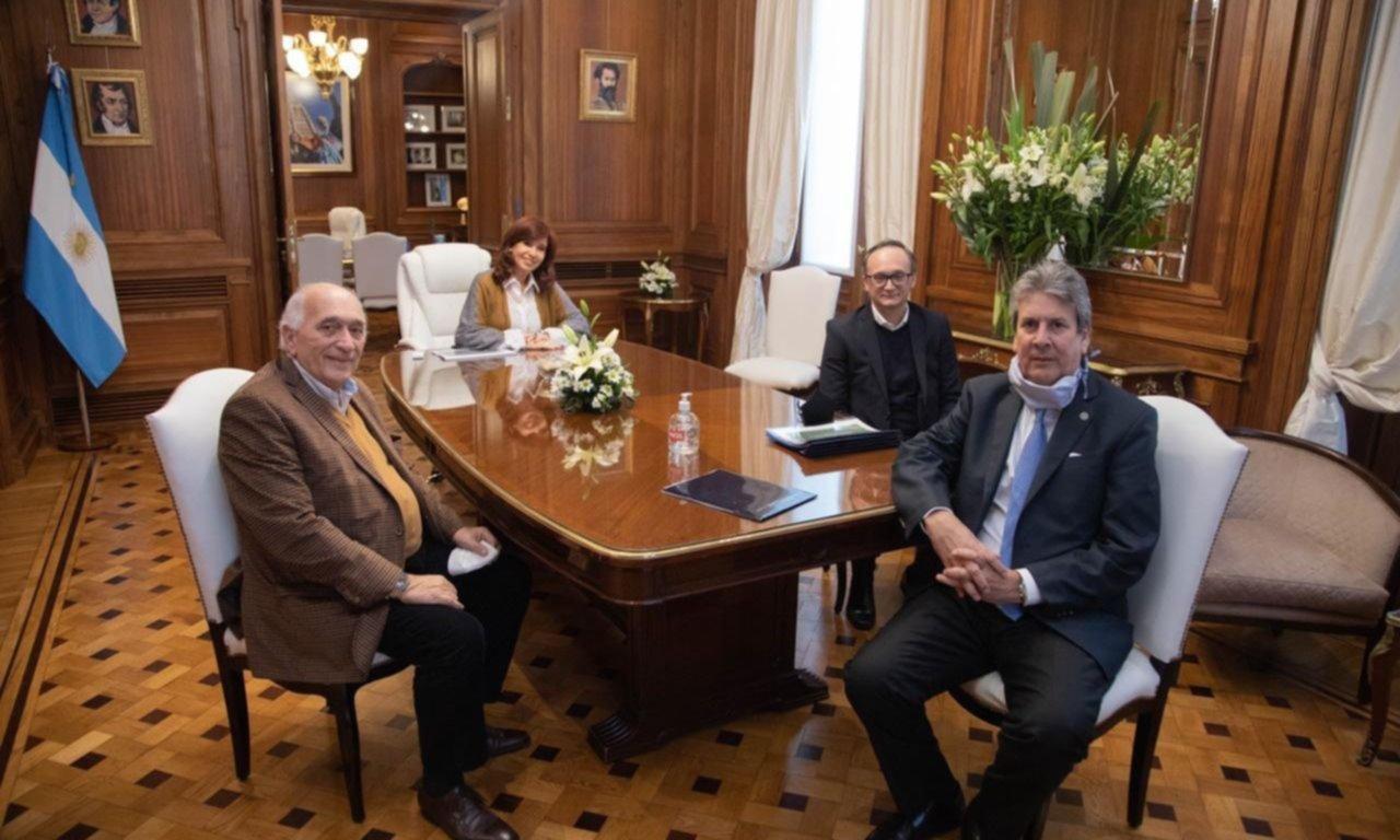 """""""Sin CFK, no hay ley para el campo"""", admitió un pope de la Mesa de Enlace"""