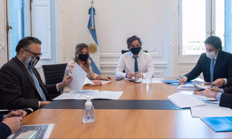 El oficialismo celebró el acuerdo con los principales acreedores