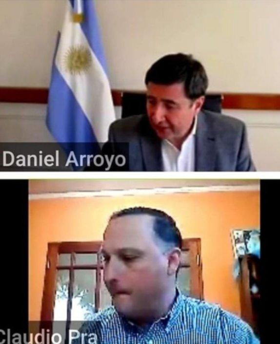 Arroyo y Máximo K, la puerta de ingreso del evangelismo peronista a Todos