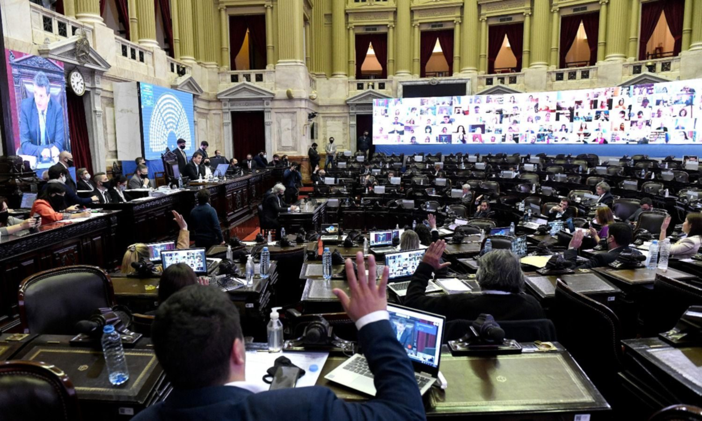 Escándalo: suspenden a un diputado del FdT por escenas de sexo en sesión remota