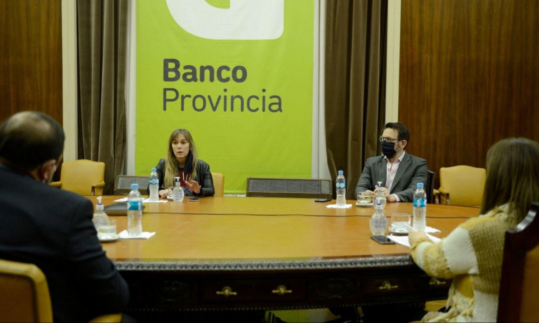 Banco Provincia empezó a capacitarse en temáticas de género