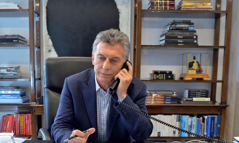 Servini reanudó el peritaje de las llamadas de Macri