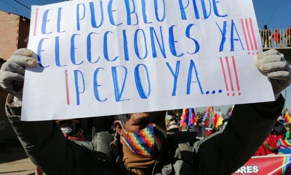 Desde Argentina, Morales pivotea un acuerdo para superar la crisis en Bolivia