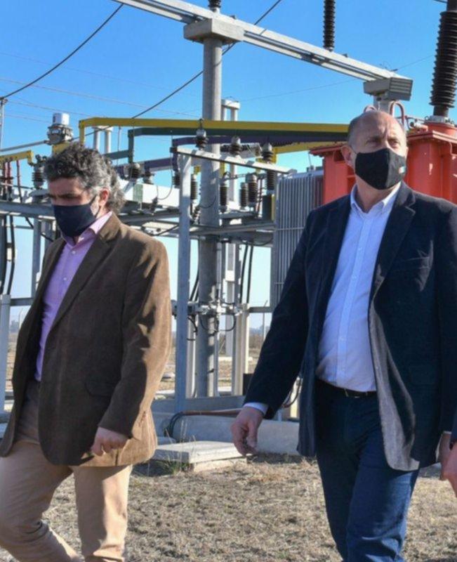 Luz y Fuerza le hace un paro a Perotti y le reclama su tajada en la eléctrica