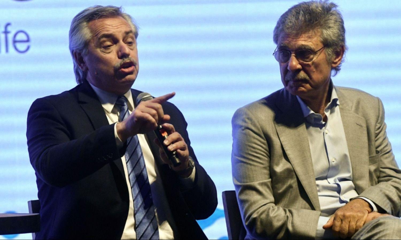 Sigman, el ceo cercano a Fernández y Ginés, el gran ganador de la vacuna