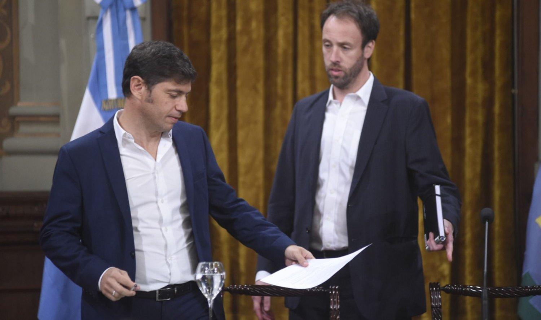 Kicillof avanza con el pago a intendentes de JxC tras el apoyo al endeudamiento