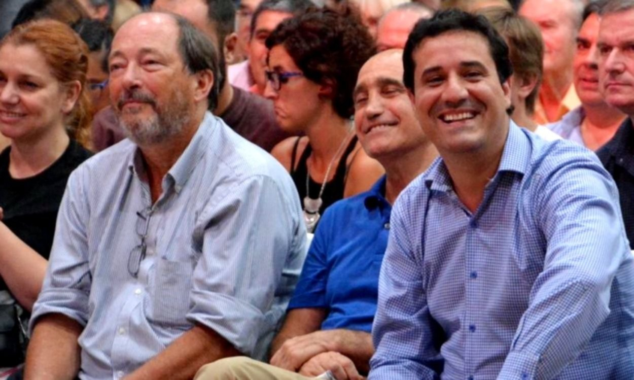 UCR bonaerense: Sanz desembarca con Vidal y recalienta la interna