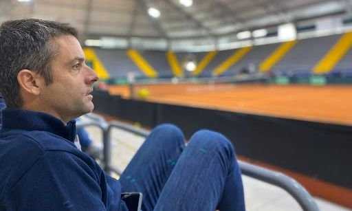El show de golpes de Agustín Calleri, jugador de todas las superficies
