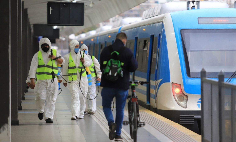 Trenes: reactivan el sistema de frenado paralizado por Dietrich