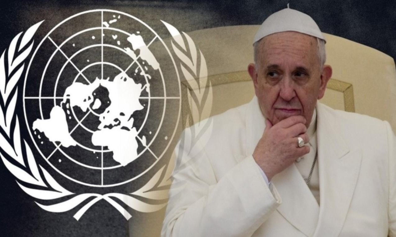 Cómo es el mundo pospandemia que el papa les pedirá a las Naciones Unidas