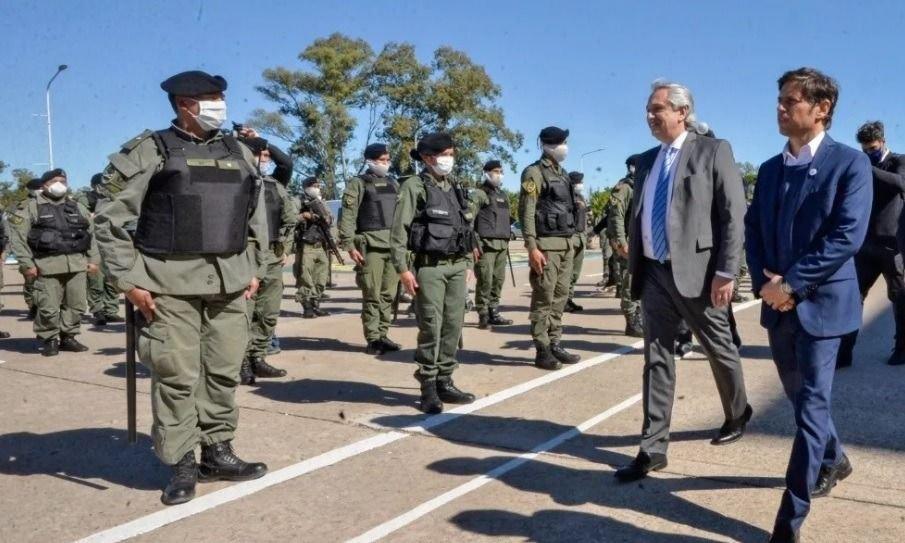 Conurbano: la mesa de los martes define un plan de seguridad de $10.000 M