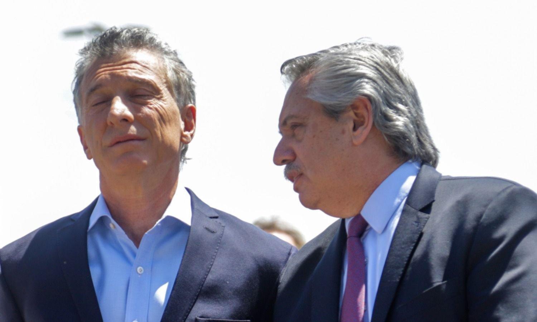 ¿Qué pasó entre Fernández y Macri?