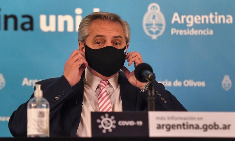 """Fernández, sobre las tomas: """"Muchos aprovechan para hacer ruido político"""""""