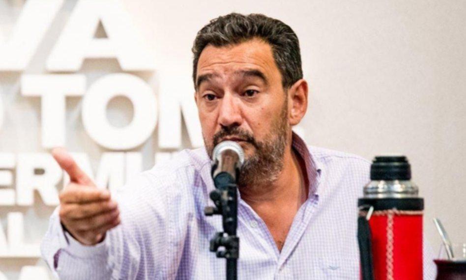 Claudio Leoni, el bielsista que le paró tres días la provincia a Perotti