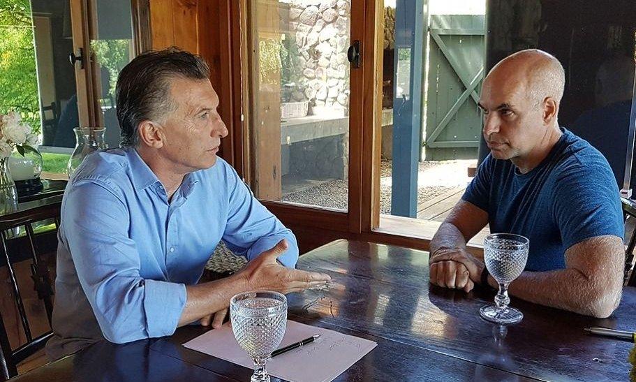 Encuesta: Larreta le saca más de veinte puntos a Macri en Rosario