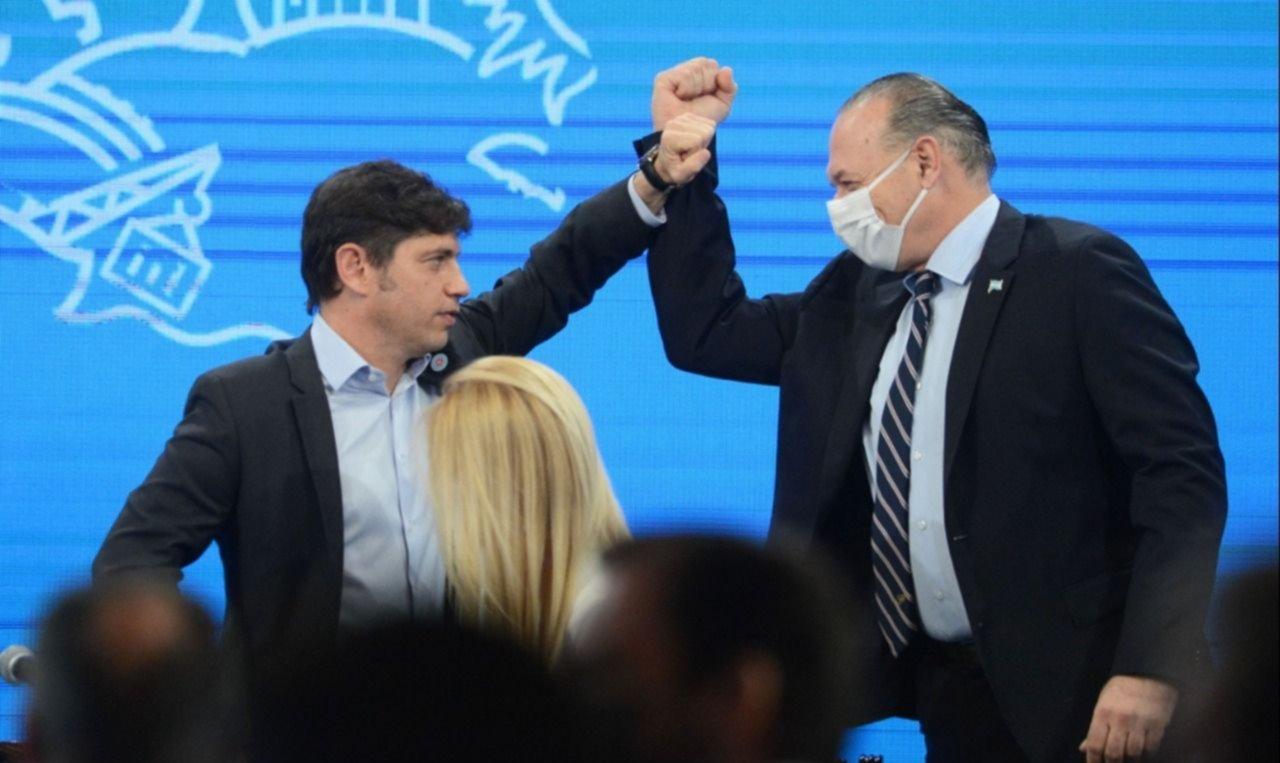 Derechos Humanos: Kicillof enfureció con Berni y la relación pende de un hilo