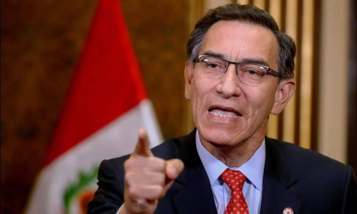 Ahora, Vizcarra: el culebrón que amenaza otra vez a un presidente de Perú