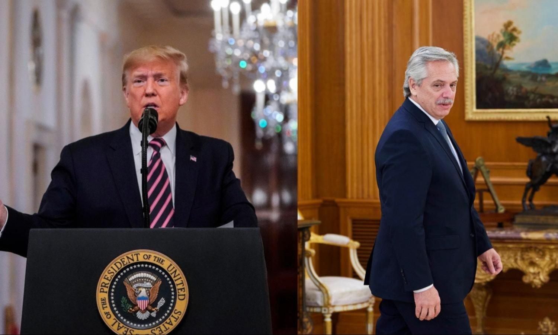 La billetera de Trump para dividir y reinar
