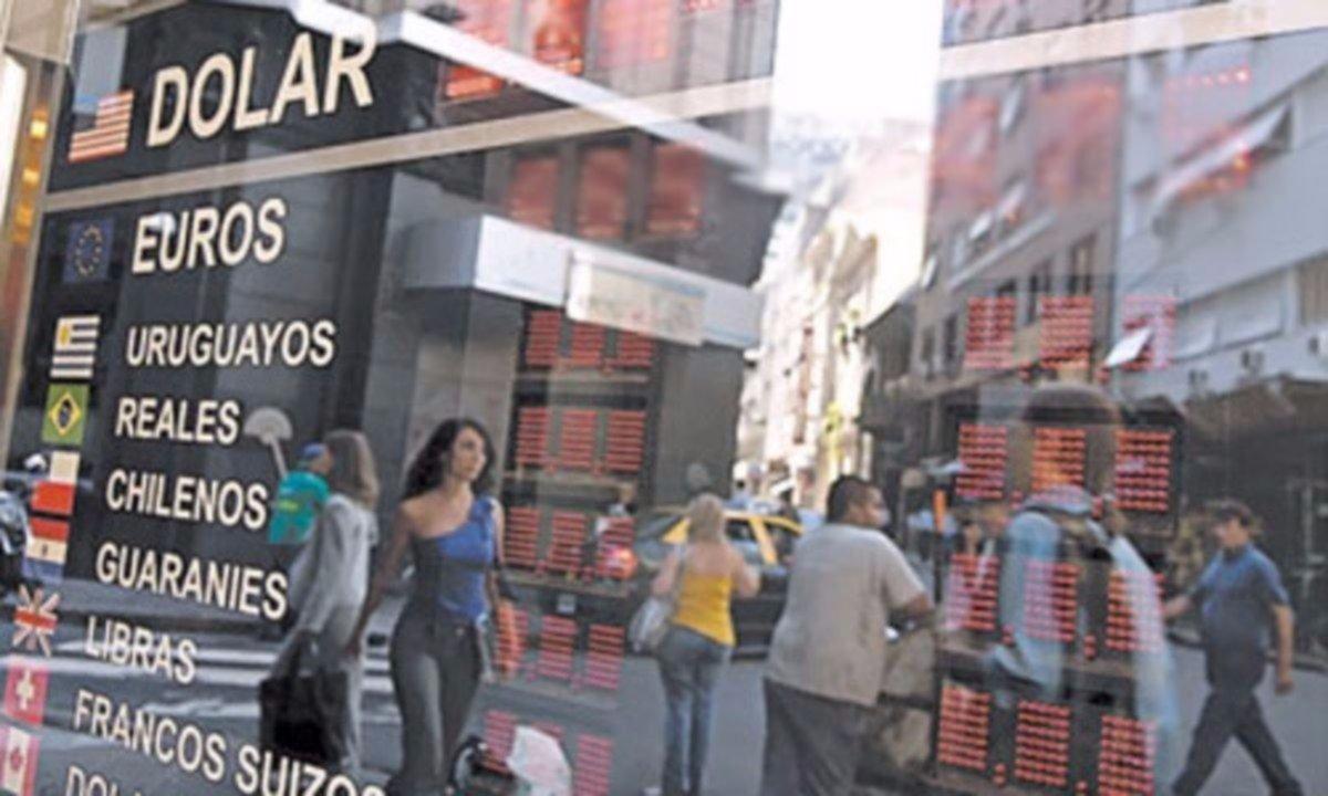 Por cuarto día consecutivo, los bancos no venden dólares por homebanking