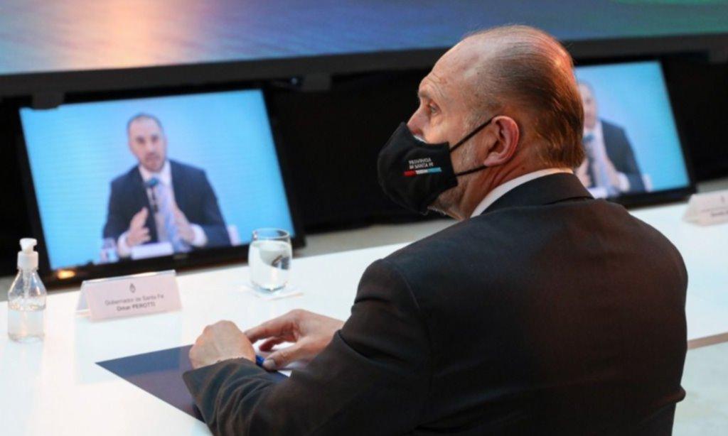Biocombustibles: Perotti presionó y Martínez respondió con promesas