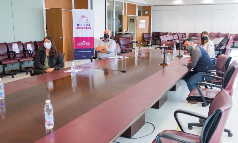 La discusión por zona desfavorable se trasladó a la Legislatura de Neuquén
