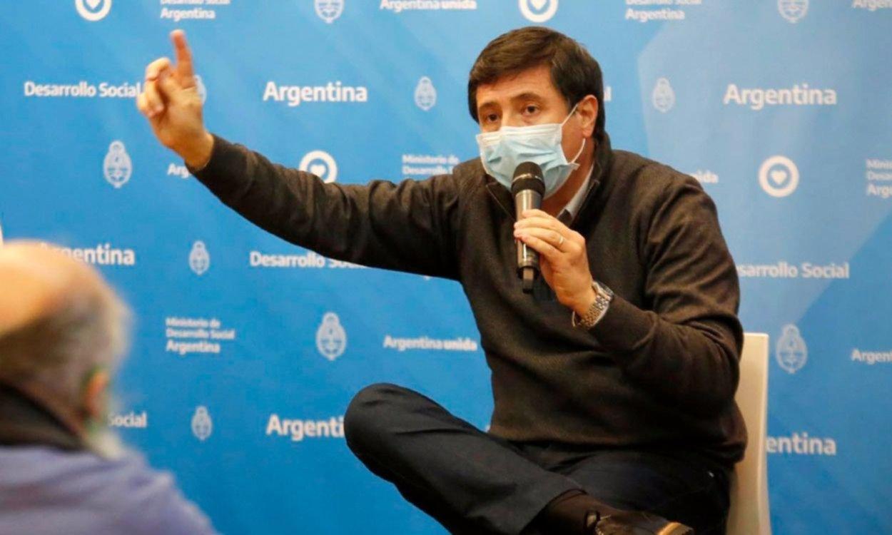 """Arroyo confirmó que dio positivo de Covid-19: """"Me encuentro bien"""""""