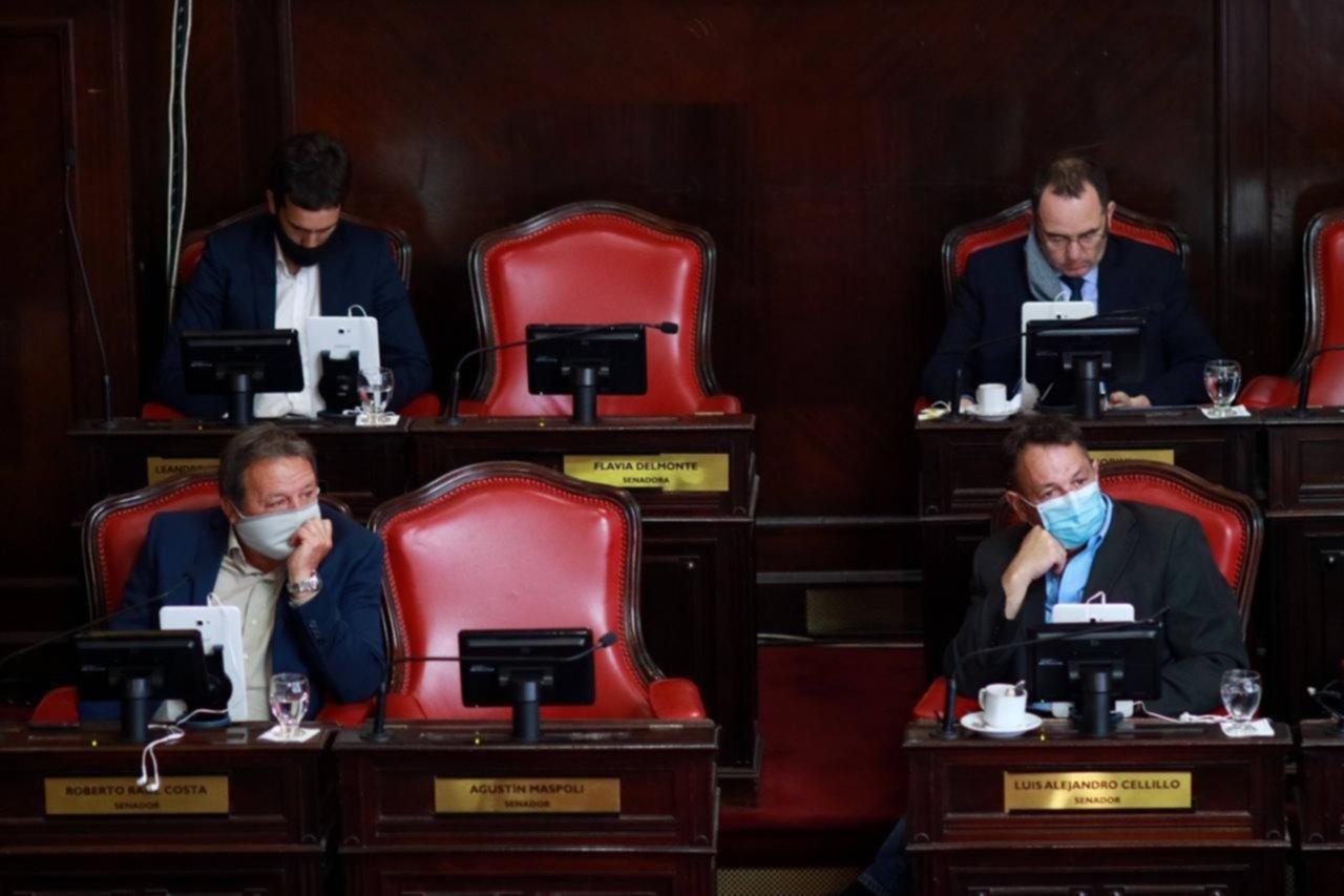 La oposición bonaerense también quiere tratar el Presupuesto de manera presencial