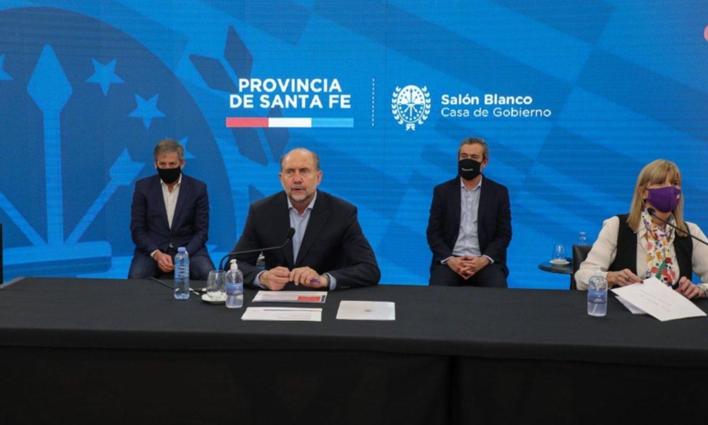 Perotti cede a la presión y libera el comercio con Rosario casi colapsada
