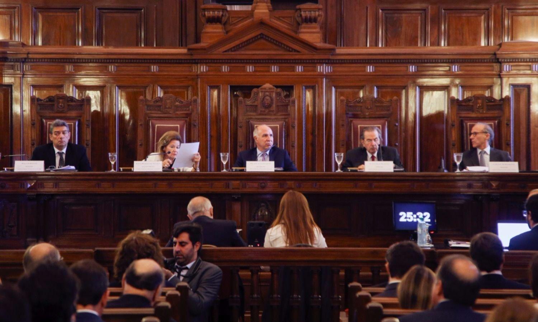 """La Corte define si otorga el """"per saltum"""" a los tres jueces reubicados"""