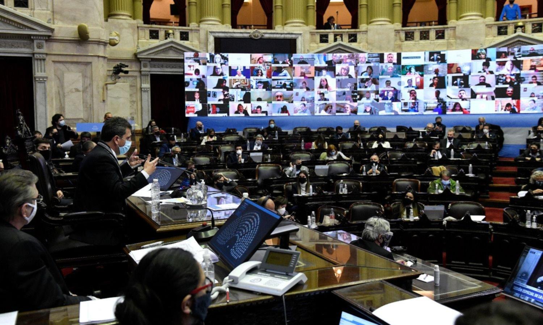 Las sesiones virtuales ahora abren una grieta en el Frente de Todos