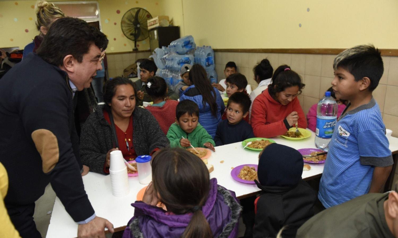 Espinoza presentó un proyecto de ayuda a los damnificados por las inundaciones