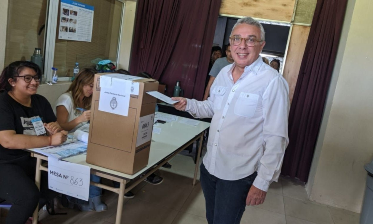 Zamora arrasó en Tigre: saca más del 55% de los votos